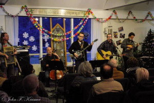Tribes Hill Winter Solstice Show 12/14/14 with Fred Gillen Jr, Andrew Sussman, George Gierer, Scoot Horton, + Matt Turk