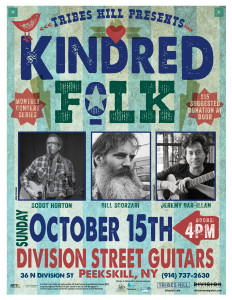 Poster Kindred Folk SEPT 8.5x11